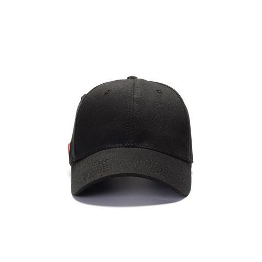 mũ lưỡi trai Street Peak màu đen