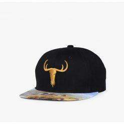 mũ snapback Weave Snapback màu đen hoạ tiết