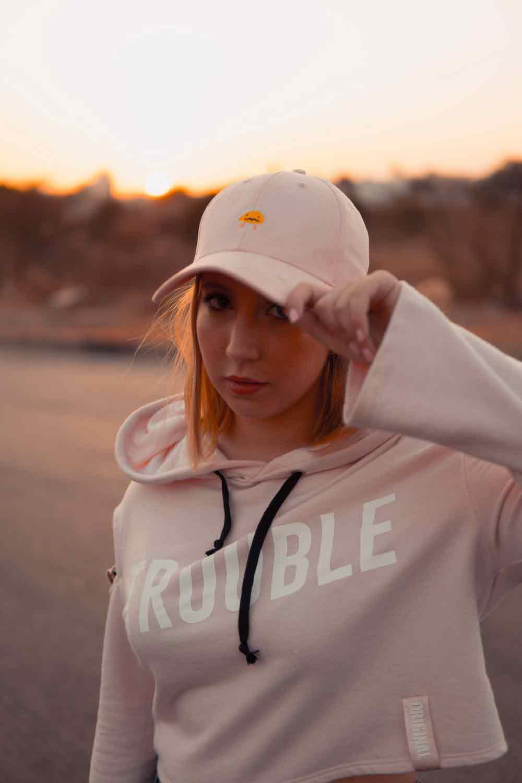 áo hoodie cùng mũ