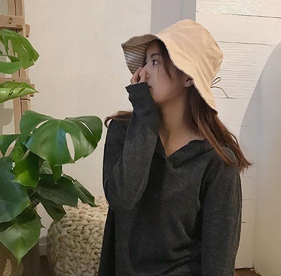 mũ bucket nữ