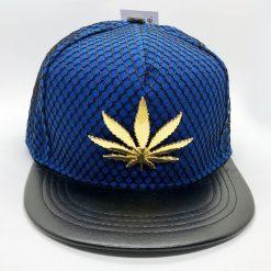 mũ snapback golden leaf xanh bích