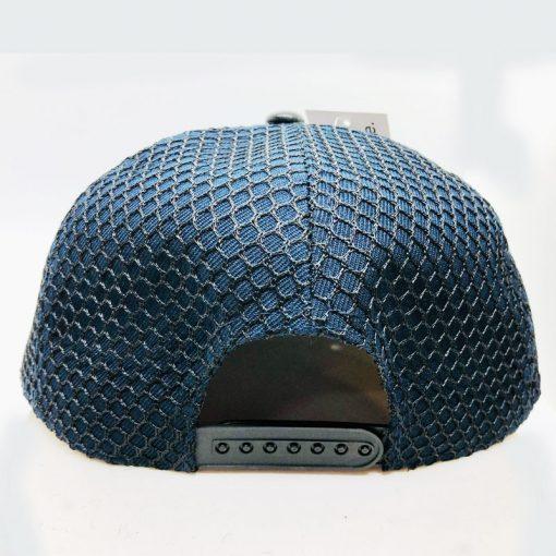 mũ snapback micheal jordan lưỡi xanh navy