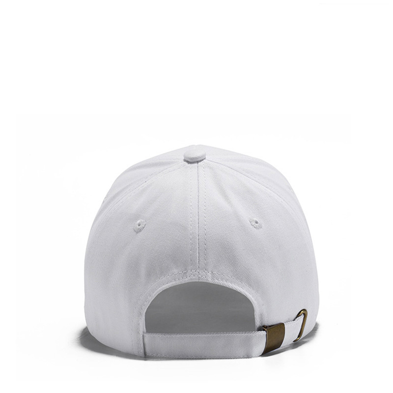 mũ lưỡi trai classic caps trắng