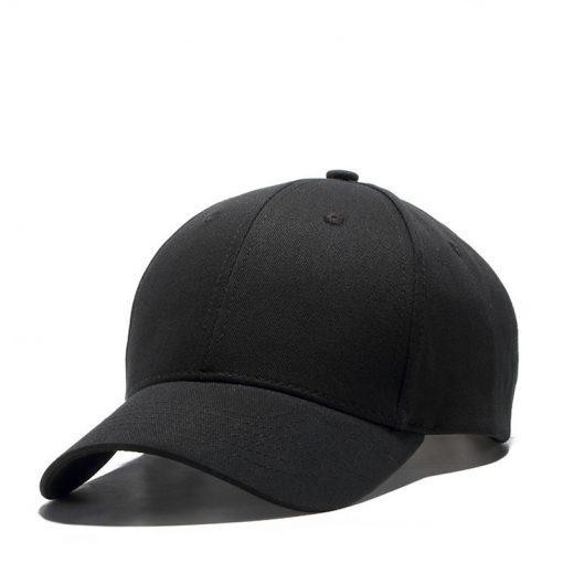 mũ lưỡi trai đen Atlantic Classic Caps