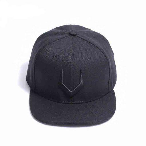 mũ lưỡi trai snapback valourian đen