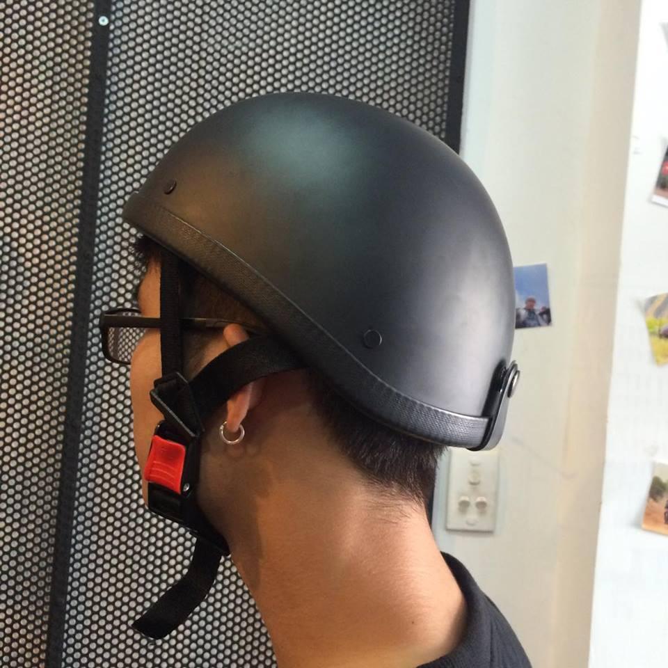 Mũ bảo hiểm nữa đầu