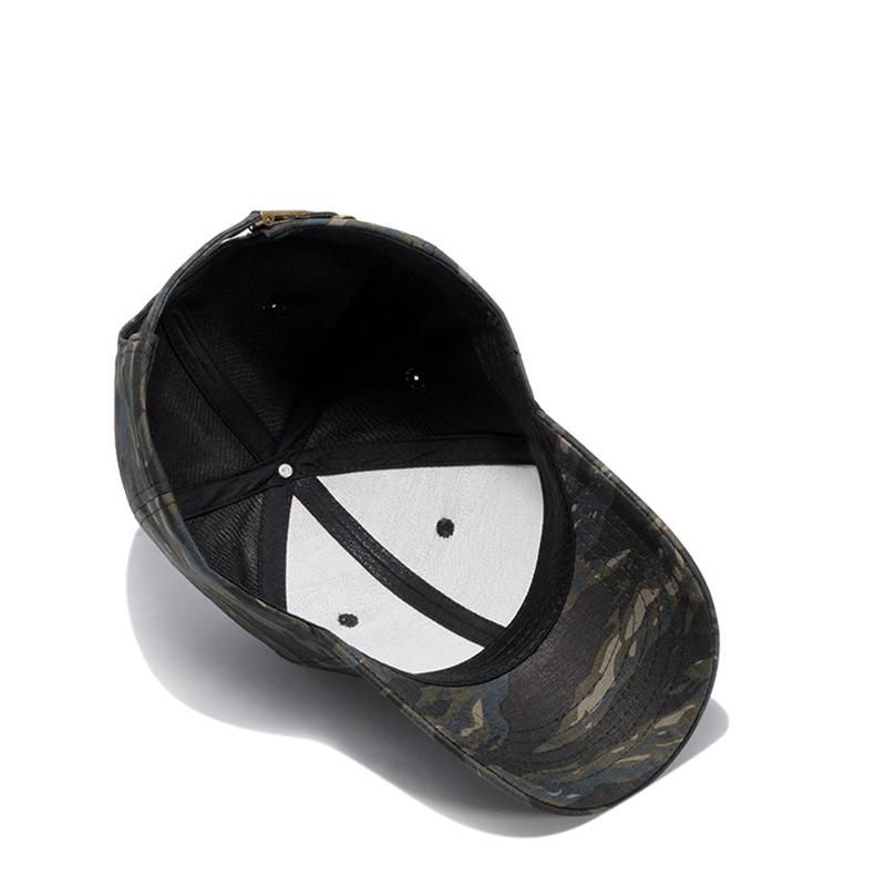 mũ lưỡi trai rằn ri Linen nam nữ