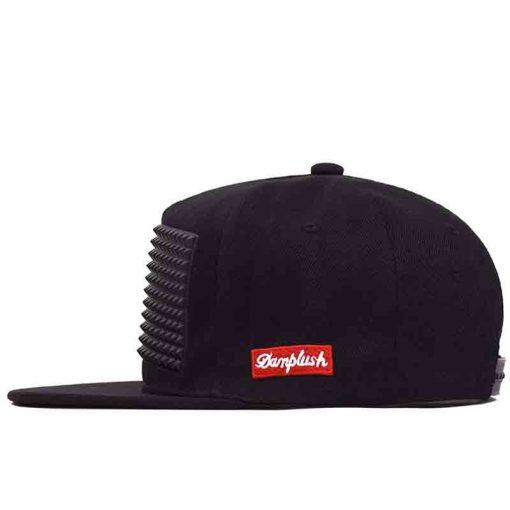 mũ snapback nam nữ musium màu đen đẹp