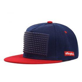 mũ snapback nam nữ musium màu xanh đỏ