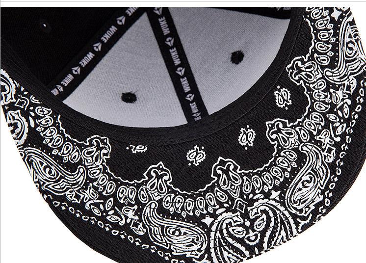 chi tiết mũ snapback star tide nam nữ