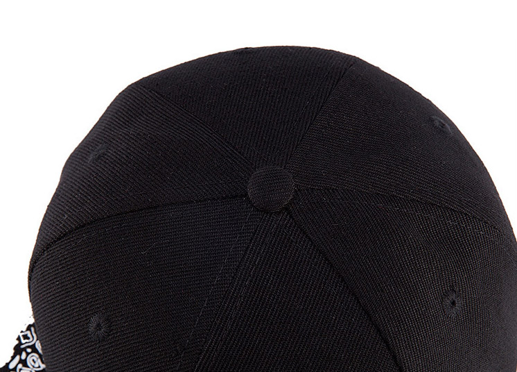 chi tiết mũ snapback star tide nam nữ chóp mũ