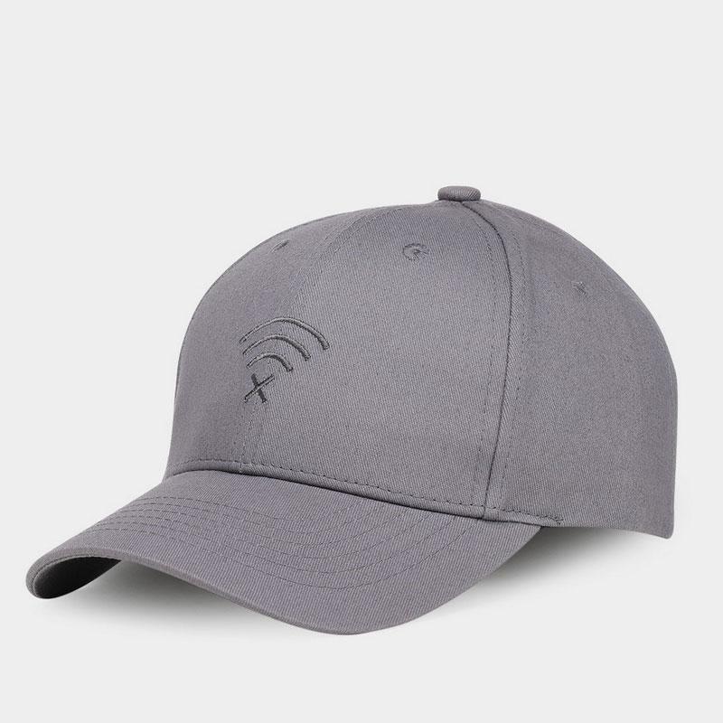 mũ lưỡi trai wifi caps xám