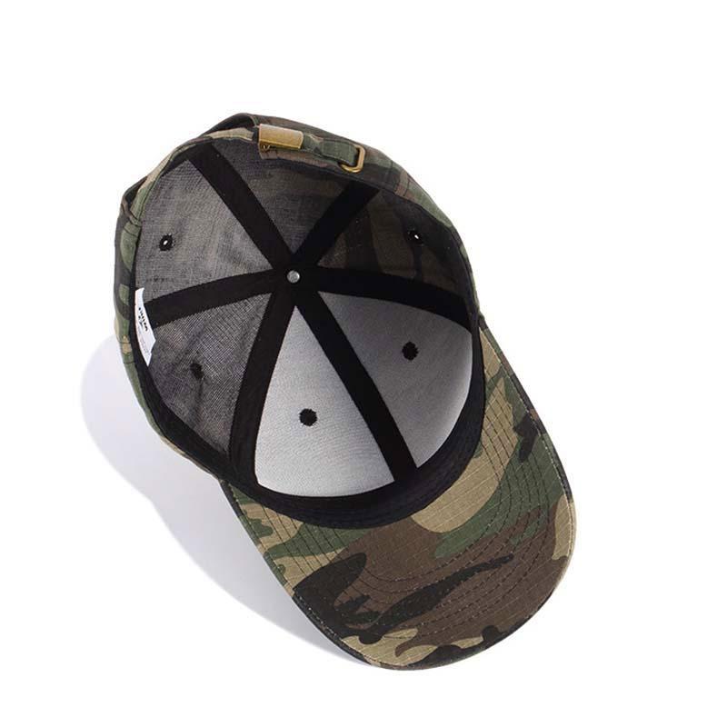 mũ rằn ri Camo Military light