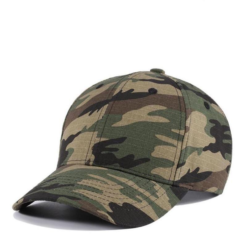 mũ lưỡi trai rằn ri Camo Military light