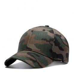 mũ lưỡi trai rằn ri Camo Military