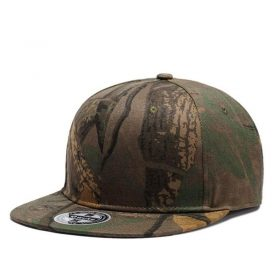 mũ snapback rằn ri Camouflage