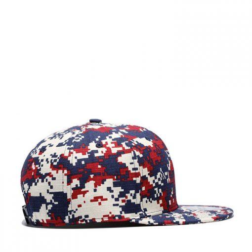 mũ snapback rằn ri Colorant Match