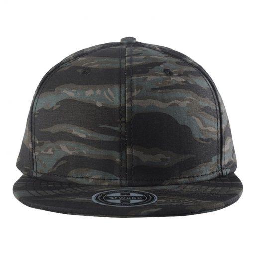 mũ snapback rằn ri Dark Camouflage