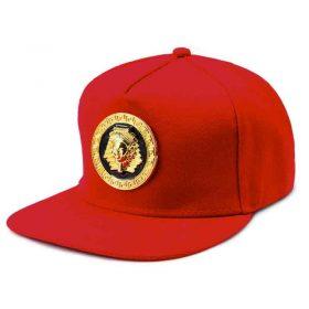 mũ snapback nam nữ Egypt Pharaohs màu đỏ