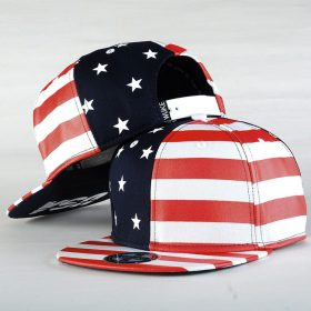 mũ snapback the USA flag