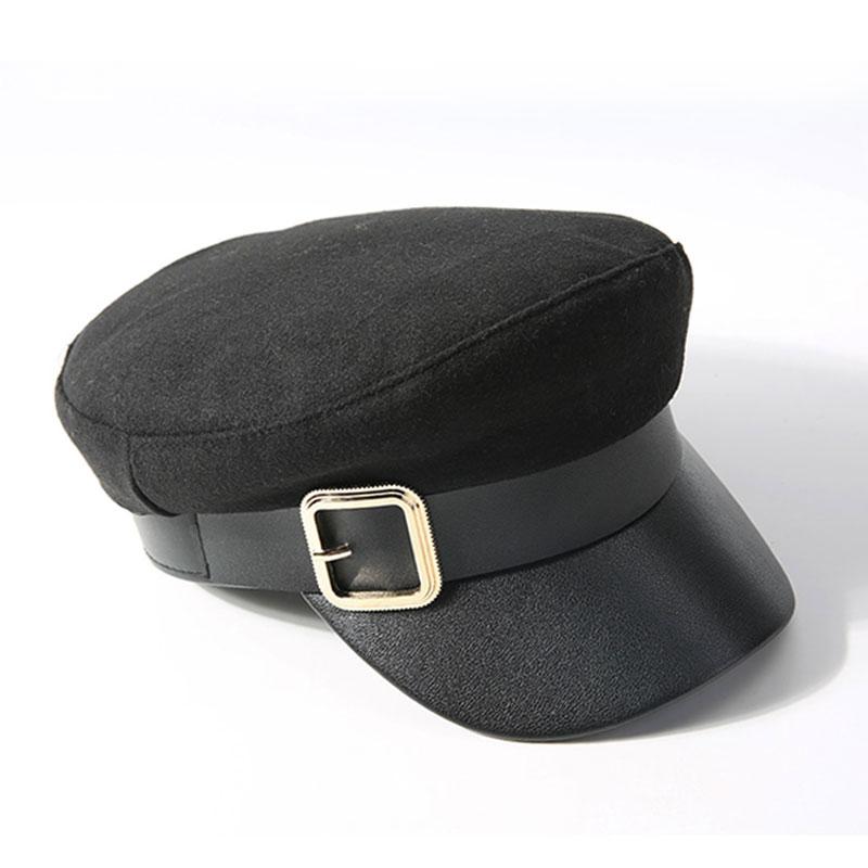 Mũ Baker's Boy Gorras đen