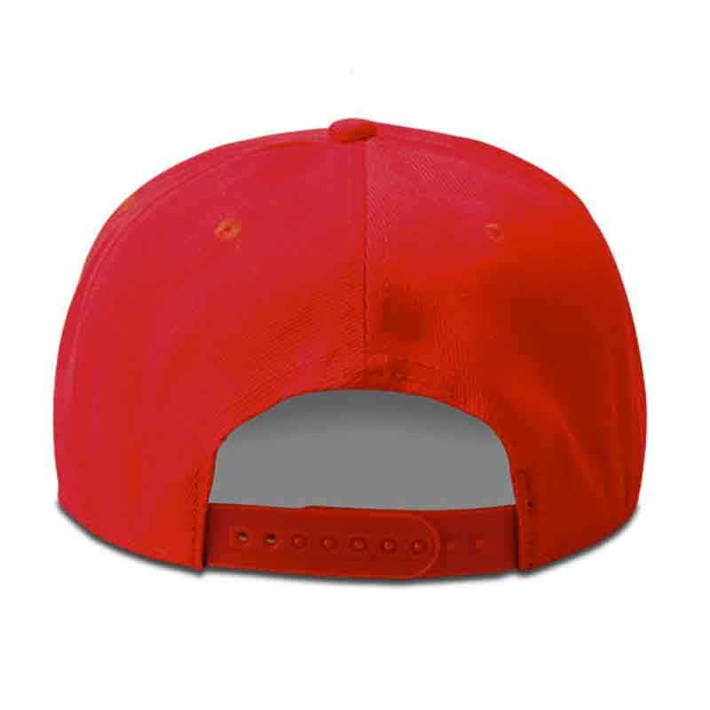 mũ snapback nam nữ lion head 3d màu đỏ
