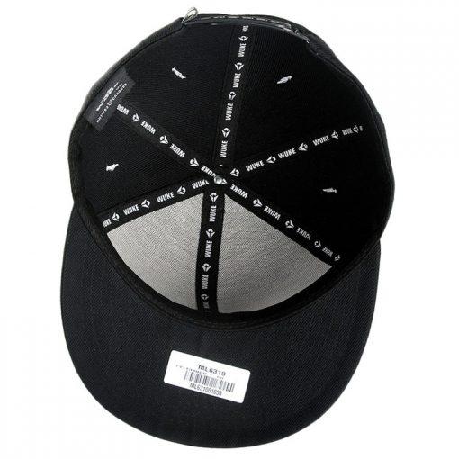 mũ snapback Street Dance Cross màu đen