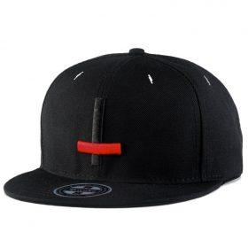 mũ snapback sang trọng Street Dance Cross màu đen