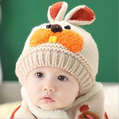 mũ len cho trẻ em