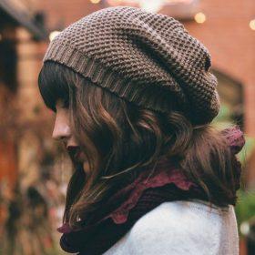 cách chọn mũ len cho mùa đông