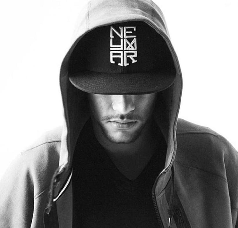 mũ lưỡi trai neymar