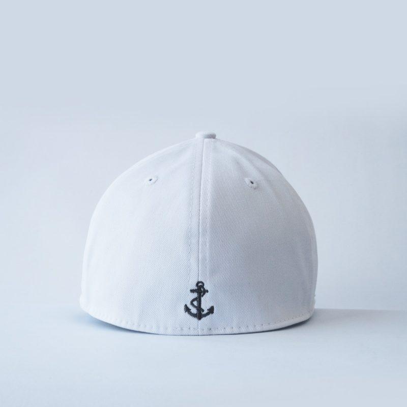 mặt sau nón kết mũ lưỡi trai nam nữ đẹp chính hãng anchor and helm