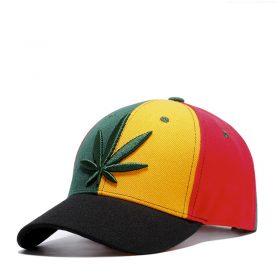 mũ lưỡi trai hemp leaf mới kiểu mũ đẹp