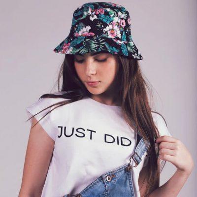mũ bucket cho nữ phong cách