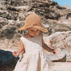 chất liệu chọn mũ chống nắng