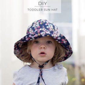 cách chọn mũ chống nắng cho bé
