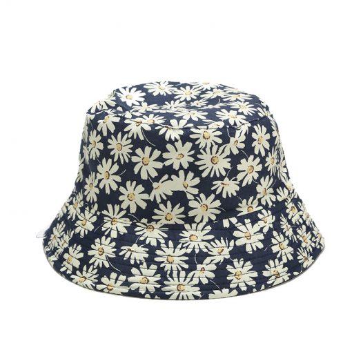 mũ hoa cúc