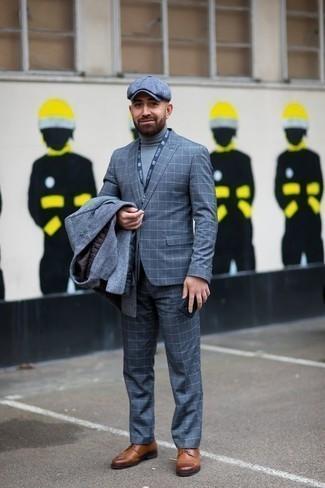 thời trang sang trọng với mũ
