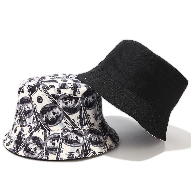 mũ nón bucket dola đen