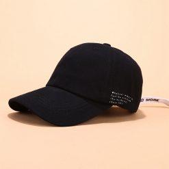 mũ lưỡi trai more&more đen
